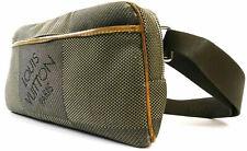 Louis Vuitton Damier Geant Acrobat Waist Shoulder Hand bag Crossbody Auth