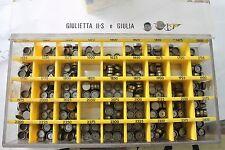 cappelletto registro punterie ( per macchine elaborate ) alfa romeo giulia ,gt