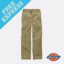 """Dickies 874 Original Relaxed Fit Work Pant Khaki 40"""""""