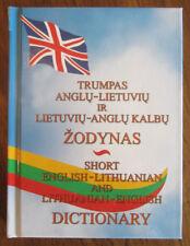 Short English-Lithuanian & Lithuanian-English Dictionary - Laima Zabuliene