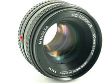 MD ROKKOR Objektiv Lens 50/1.7 Minolta MD