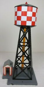 """LIONEL 6-49809  """"AMERICAN FLYER"""" 772 WATER TOWER-WORKS-NO BOX-FREE SHIPPING!"""