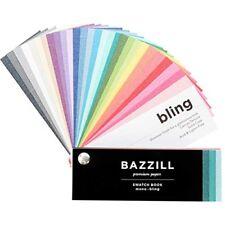 BAZZILL BASIC PAPER Self-adhesive Bling Stones WALNUT  303478 D