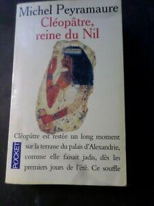Buch Michel Peyramaure, Cleopatra Reine Der Nil, Libro , Buch