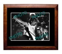 AUSSIE ROCK ICON JIMMY BARNES, COLD CHISEL LARGE A3 PHOTO
