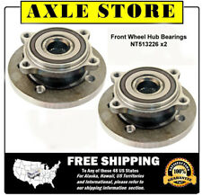 2 New DTA Mini Cooper 2002 - 06 Front Wheel Hub Bearing Assemblies Left & Right