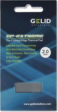 More details for gelid solutions gp extreme 2 mm thickness thermal pad (80 x 40 x 2 mm) w/mk 12