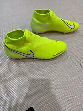 Soccer Cleats Nike Phantom Vsn Academy Df FG / MG Men's AO3258-717 Size 10.5