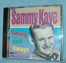 CD Beautiful Music Co. SAMMY KAYE Big Band