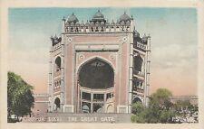 India Postcard - Pathapur Sikri - The Great Gate   U520