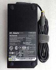 Original OEM 170W AC Adapter for Lenovo ThinkPad W520/4276004/i7-2760QM Notebook