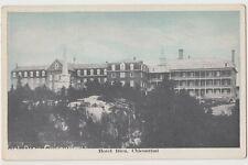 c1910 CHICOUTINI HOTEL DIEU Quebec Que Canada Postcard