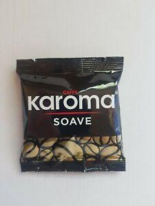 Caffè Karoma ESE Coffee Pods Arabica(150 Pods/Cialde) Soave