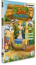 THE JOY OF FARMING + VIRTUALFARM 2 TIME MANAGEMENT   WINDOWS XP/VISTA/7