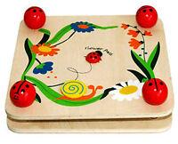 *NEW IN BOX* Art Craft Wooden Flower Press Kit 16cm x 16cm
