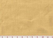Yellow P Kaufmann Cotton Upholstery Fabric USA Slubby Basketweave CL Sunbrst
