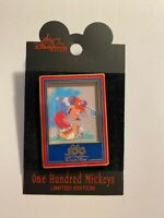 DLR One Hundred Mickeys MM011 Color Golf LE Disney Pin (B)