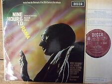 LK 4527 Malcolm Arnold - Nine Hours To Rama - 1963 LP