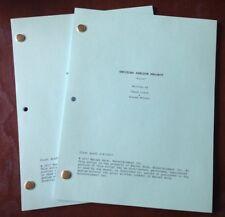 YOUNG SHELDON TV Script First Draft Pilot Episode 2/8/2017 COLOR COVER
