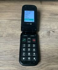 Doro PhoneEasy 409 gsm Big Button Simple Mobile Phone- Old Person- Flip Phone
