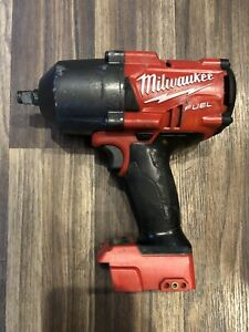 """Milwaukee 2767-20 M18 FUEL 1/2"""" High Torque Impact Wrench with Friction Ring"""