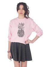 Pineapple Mandala Sweater Top Jumper Sweatshirt Fashion Summer Bohemian Boho