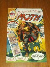 Moth by Steve Rude Rocket Comics (Paperback, 2005)< 9781593072872