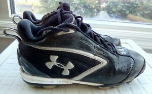 Under Armour  football cleats  Youth Size 5.5