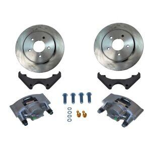 Disc Brake Upgrade Kit-Unlimited Sport A189-7 fits 07-12 Jeep Wrangler