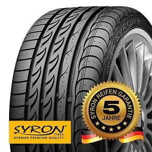 SYRON         295/30 R22 103 W XL CRO1+
