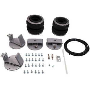 NEW! Rear Air Suspension Bag Load Assist Kit For Toyota Hilux 4WD 2015-2020