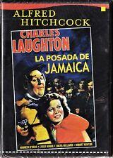 Alfred Hitchcock: LA POSADA DE JAMAICA. Tarifa plana DVD (España) en envío, 5 €