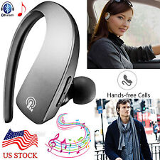 Bluetooth Earbud Wireless Headset Headphone For Android Motorola Z2 iPhone X 8 7