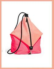 VICTORIA'S SECRET SLING BAG PINK AND ORANGE FOR BEACH ESSENTIALS PRETTY COOL NEW