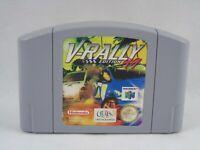 V Rally Edition 99 N64 Nintendo 64 Cartridge Good PAL