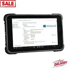 8-Inch Industrial Rugged Tablet PC, Windows 10 Pro/GPS GNSS / Standard Version