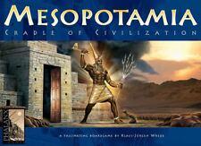 Mesopotamia Cuna De Civilización - Falange Juegos - Se Envía 1ST Clase