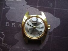 vintage ladies edox watch, mechanical, for spares repairs.. U FIX