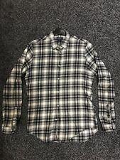 Men's Zara checked flannel shirt, size M, *excellent condition*