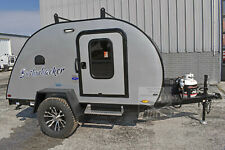 2021 Bushwhacker 10Fb Teardrop Retro 2Sleeper, Furnace, A/C, Kitchen,$136/Month