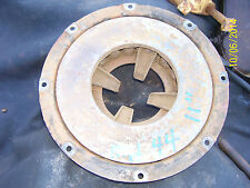 "ORIGINAL  MASSEY HARRIS 44 ROW CROP  TRACTOR - 11"" PRESSURE PLATE - 1950"