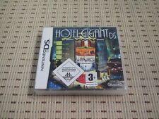 Hotel Gigant DS für Nintendo DS, DS Lite, DSi XL, 3DS