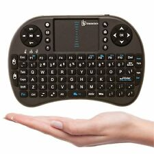 BlazeBox Mini Wireless Keyboard / Touchpad Mouse 2.4GHz for Android Box in BLACK