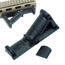 """4.75"""" Reinforced Angled Foregrip Guard Comfortable Grip for Picatinny Quad Rail"""