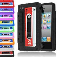 Étuis, housses et coques iPhone 4s en silicone, caoutchouc, gel pour téléphone mobile et assistant personnel (PDA) à motifs