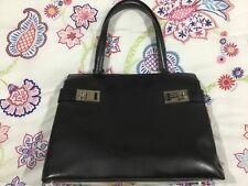 Ferragamo Patent leather Bag.