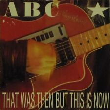 """ABC 'THAT WAS THEN BUT THIS IS NOW' UK PICTURE SLEEVE 7"""" SINGLE"""