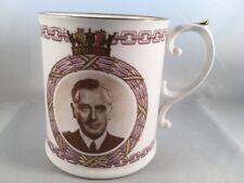 Caverswall Bone China Mug - In Memoriam of Earl Mountbatten 1900-1979