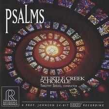 Turtle Creek Chorale - Psalms [New CD]