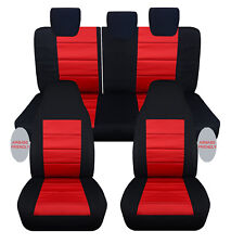 2006-2011 suzuki swift sport front+back seat covers airbags compatible,choose